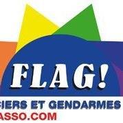 Flag - Intérieur / Justice LGBT