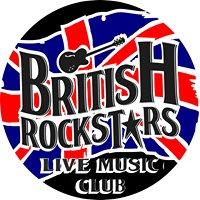 BRITISH ROCK STARS