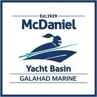 McDaniel Yacht Basin, North East MD.