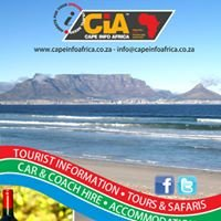 Cape Info Africa Travel and Tourism