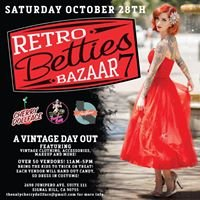 Retro Bettie Bazaar
