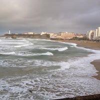 Plage du Port Vieux Biarritz