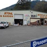Myrtle Creek Saw Shop Douglas County Oregon