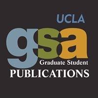 UCLA Graduate Students Association Publications