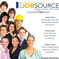 Southern Maryland JobSource