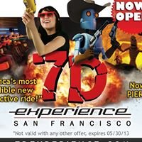 7D Experience Pier 39