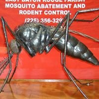 East Baton Rouge Parish Mosquito Abatement and Rodent Control