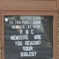 First Baptist Church of Charleston, WV