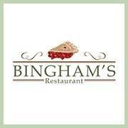 Binghams Restaurant