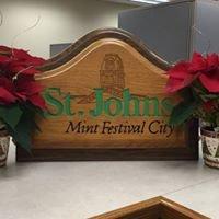 City of St. Johns, MI