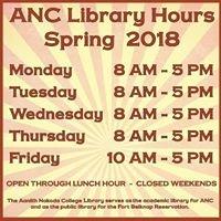 Aaniiih Nakoda College Library