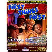 Heartstrings Entertainment
