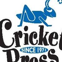 Cricket Press, inc