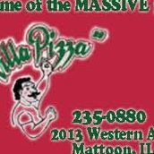 Mattoon Villa Pizza
