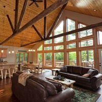 Cranberry Lake Chalet Vacation Rental Home