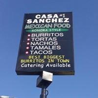 Casa Sanchez No.1