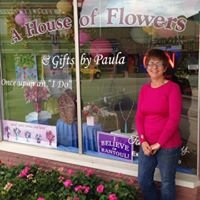 A House of Flowers by Paula