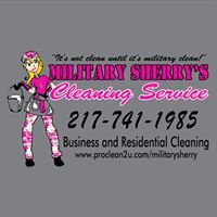 Military Sherry's Cleaning Service
