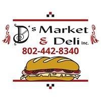 D's Market & Deli Inc.
