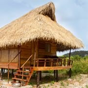 Pura Vita Resort - Koh Rong Island, on Sonaya Beach or long set beach