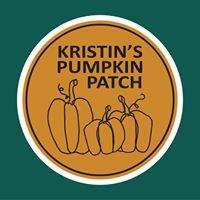 Kristin's Pumpkin Patch