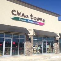 "China Towne ""Ceramics & Fired Art Studio"""