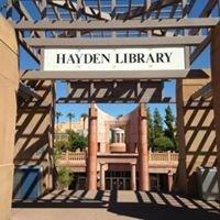 Charles Trumbull Hayden Library