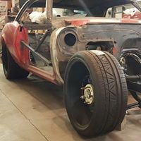 Hot Rods by Todd