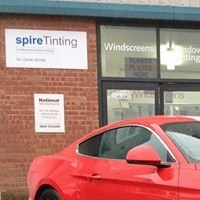 Spire Tinting Chesterfield