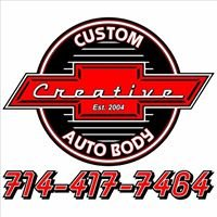 Custom Creative Auto body