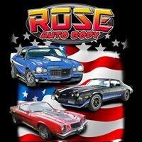 Rose Auto Body and Fleet Repair.