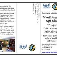 World Mission Gift Shop