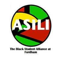ASILI - The Black Student Alliance at Fordham