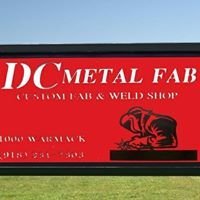 DC Metal Fab & Vinyl Graphics