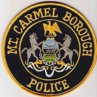 Mount Carmel Borough Police Department