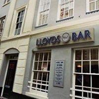 Worcester Lloyds Bar