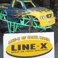 Line-x of Santa Maria