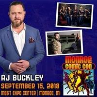 The Monroe Comic-Con