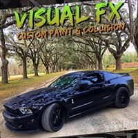 Visual FX Custom Paint & Body