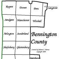 Bennington County Vermont