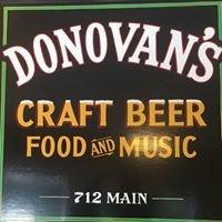 Donovan's Bennington