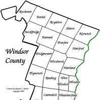 Windsor County Vermont