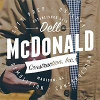 Dell McDonald Construction, Inc