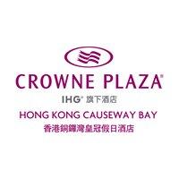 Crowne Plaza Hong Kong Causeway Bay 香港銅鑼灣皇冠假日酒店