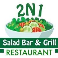 2n1 Salad Bar & Grill