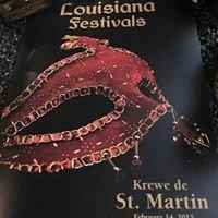 Krewe de St. Martin