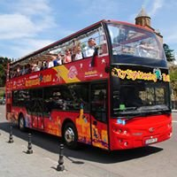 WST & City sightseeing Tbilisi