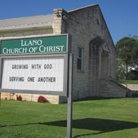 Llano Church of Christ
