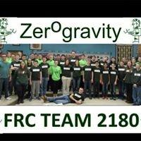 Zero Gravity FRC Team 2180