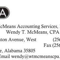 McMeans Accounting Services LLC